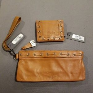 Kenneth Cole reaction wrislet with matching wallet